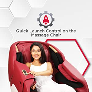 easy to use massage chair for home