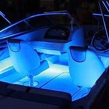Boat Center Interior Light