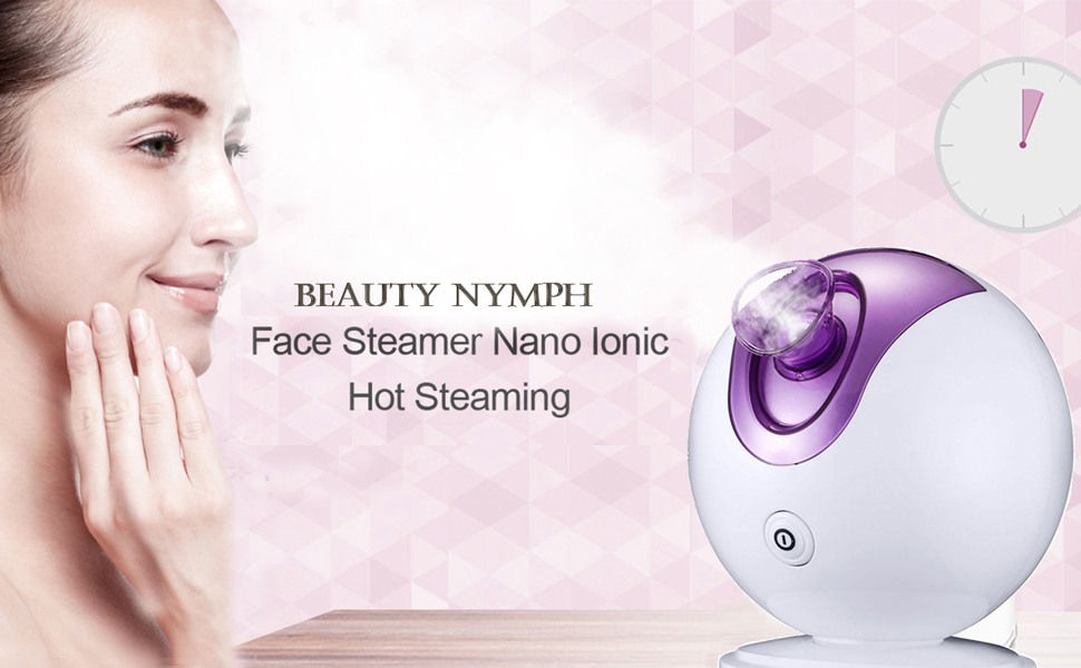 face steamer for deep cleansing