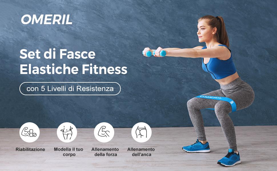 Elastici Fitness