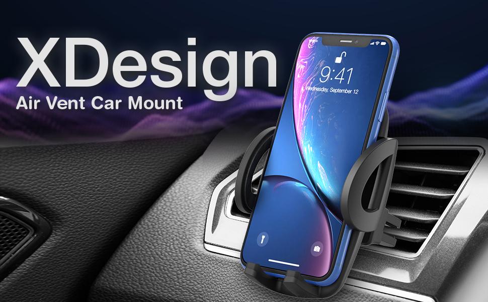 XDesign Air Vent Car Mount