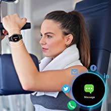 Activity Tracker for women