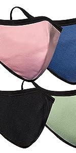 4-pack Pastel Vibe Masks