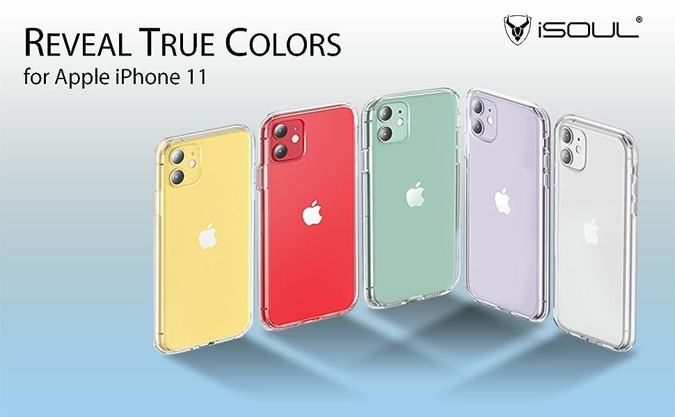 iPhone 11 Hard Acrylic case