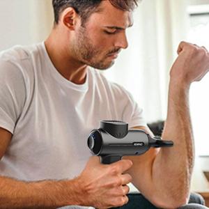 back massager gun
