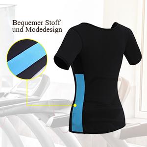 Sport Workout Korsett Heiße Body Shaper