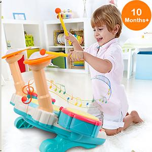 kids drum set toddler
