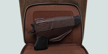 leather holslter