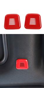 Voodonala Microphone Trim for 2015-2020 Dodge Challenger