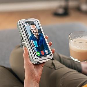 heat sensing iphone case