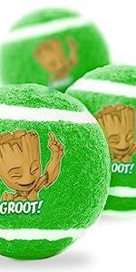 Groot Tennis Balls