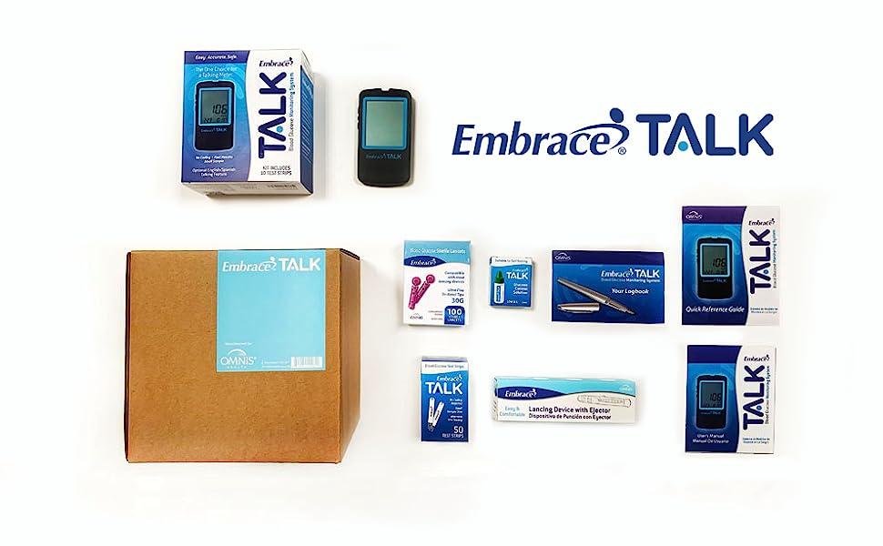 embrace talk