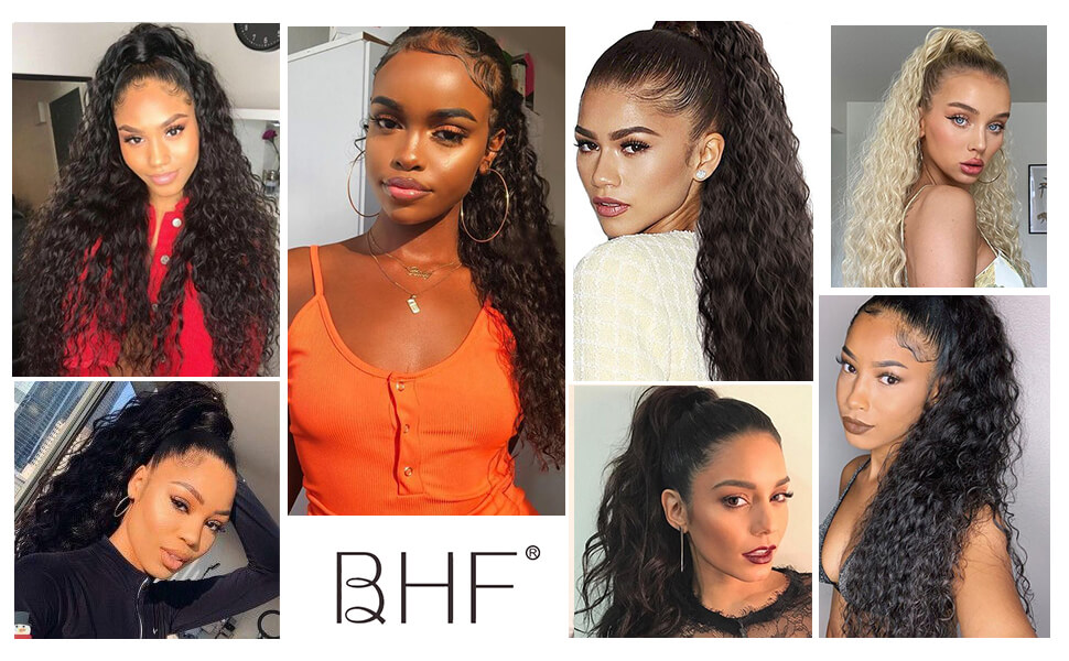 1b ponytail extension drawstring ponytails for black women hair extensions ponytail hairpieces