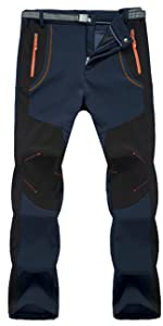 hiking pants men softshell pants men winter pants men training pants men warm pants men travel pants