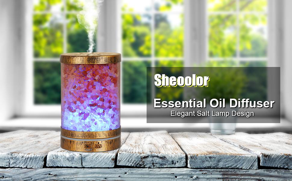 essential oil diffuser himalayan salt lamp humidifier diffuser ultrasonic humidifier oil diffusers