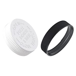 Child Safety Ribbed Cap