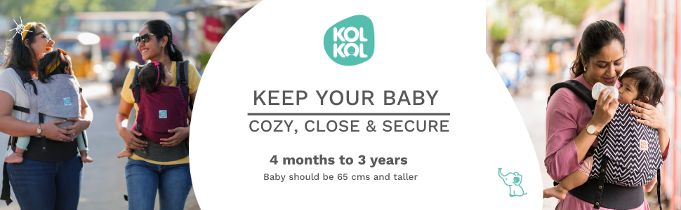 kol kol baby carrier