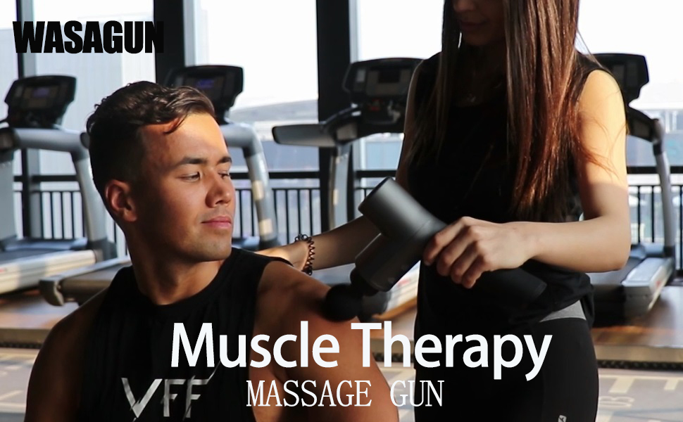 muscle therapy massage device