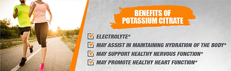 potassium supplements, mineral supplements, essential minerals