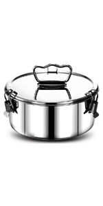 flan mold flan pan pot in pot cooking insert pans instant pot accessories pressure cooker pans
