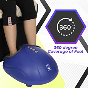 foot massager for ankle heel sole