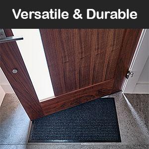 versatile entryway mat