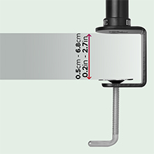 Adjustable Clamp Size