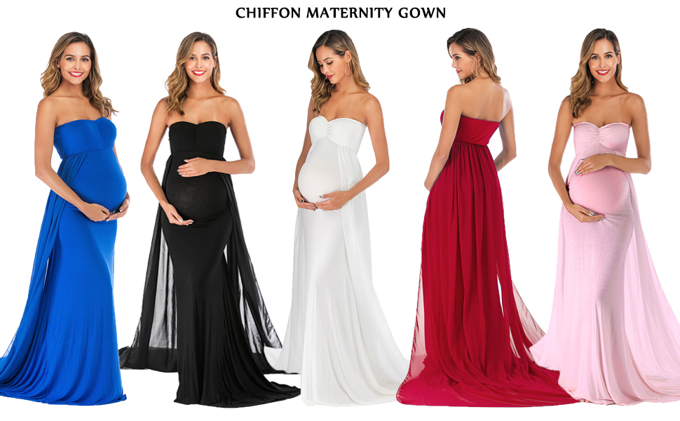 tube maternity dress