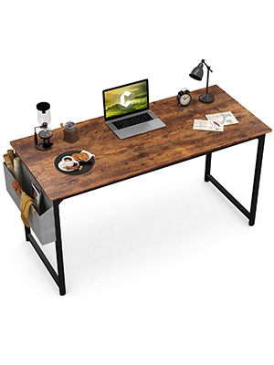 Rustic Brown Computer Desk