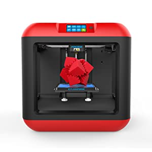 FlashForge Finder Impresora 3D, Color Negro y Rojo: Amazon.es ...