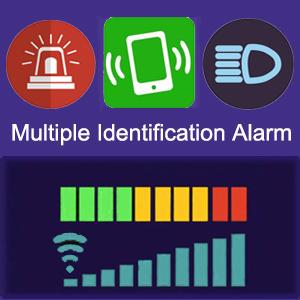 multiple identification alarm