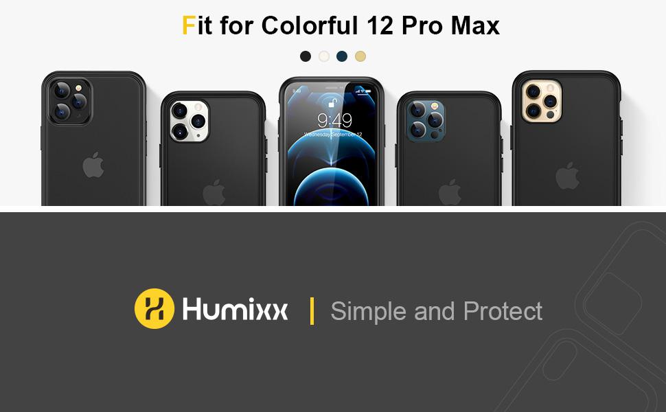 colorful 12 pro max
