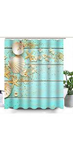 """Estrella de mar en la playa Alfombra de baño de felpa Náutica Antideslizante Suelo Puerta Mat 16x24/"""""""