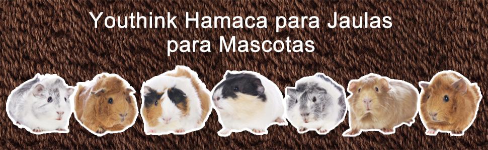 hamaca para animales pequeños