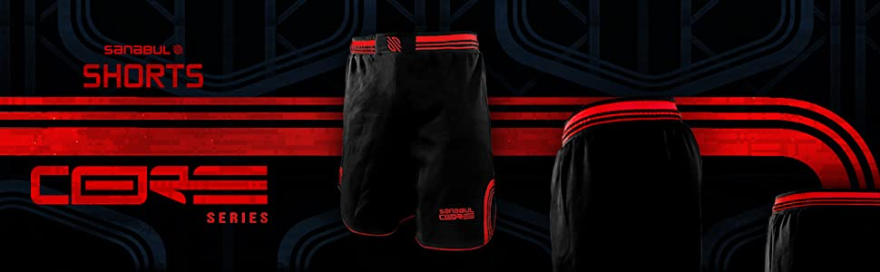 Core Shorts Header