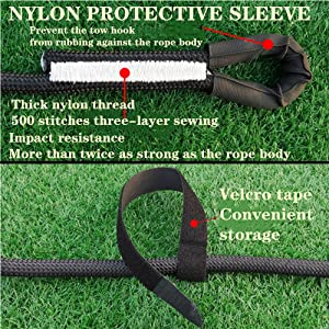 Wear-resistant cloth cover