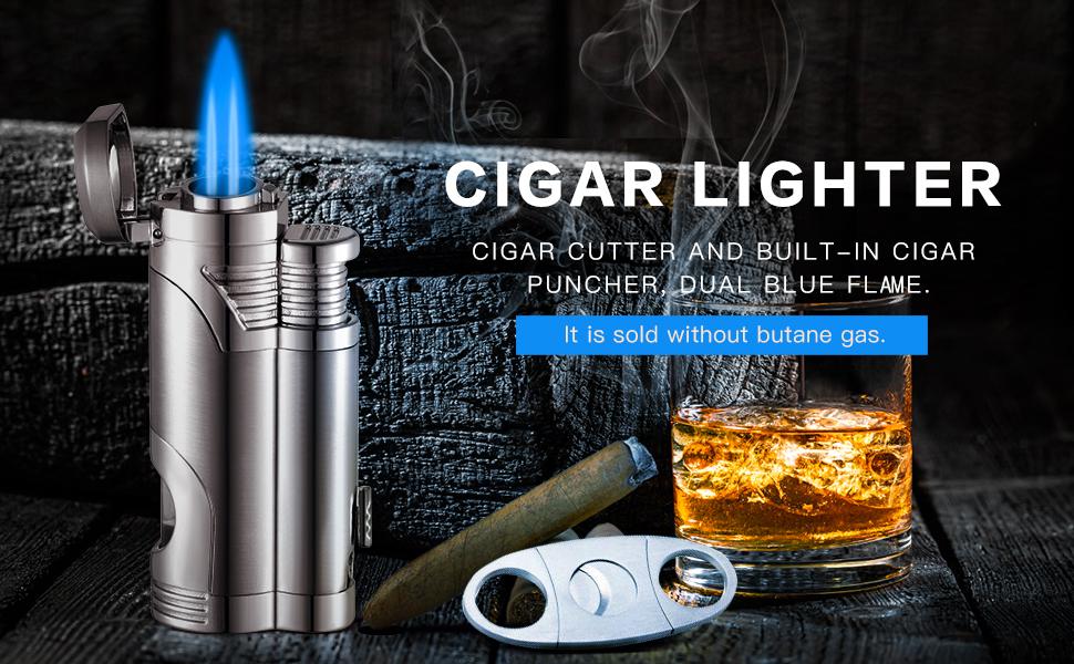 cigar butane lighter