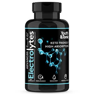 Complete electrolytes pills high absorption