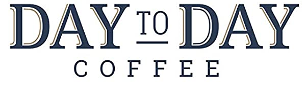 Day To Day Coffee Logo