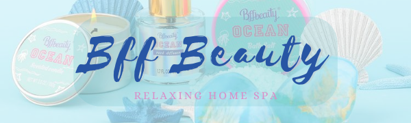 bff beauty bath set