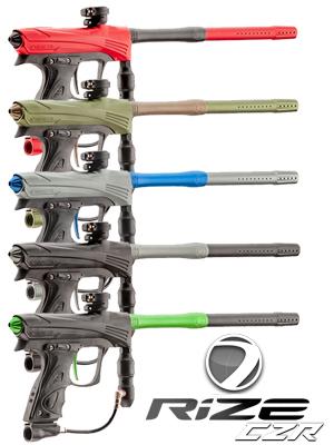 Dye Rize CZR Paintball Gun Marker .68 caliber electronic tournament pro HPA Proto Maxxed Rise