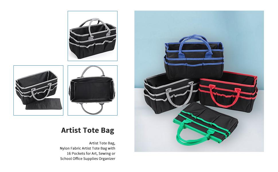 Artist Tote Bag 3