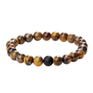 bracelet homme femme zen perle de pierre