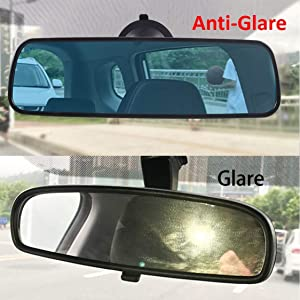 Anti Glare Rear View Mirror