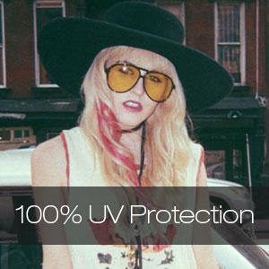 UV Protected Lenses