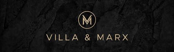 villa and marx logo