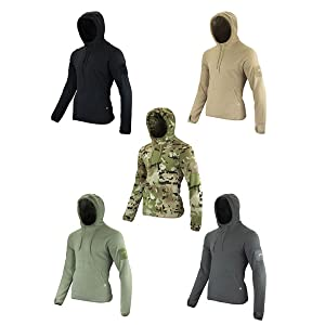 Viper fleece hoodies in 5 different colours.