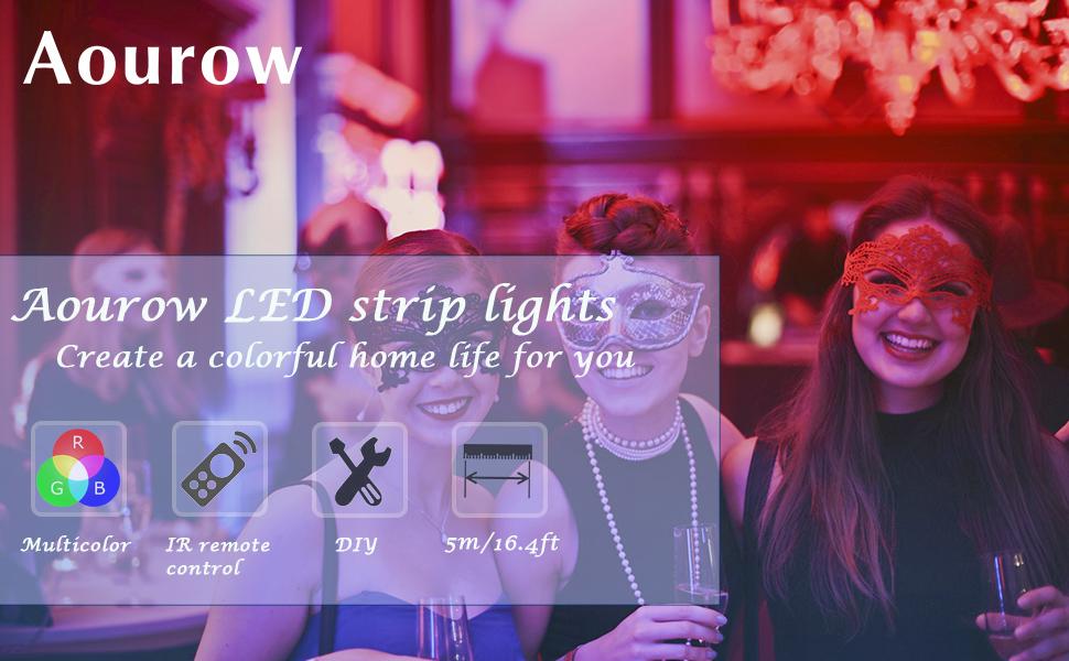 LED strips5M