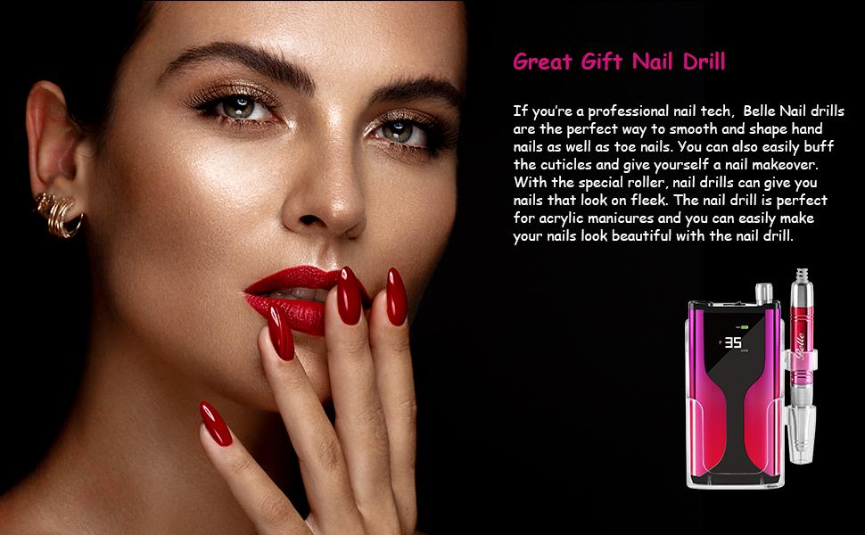 professional nail drill