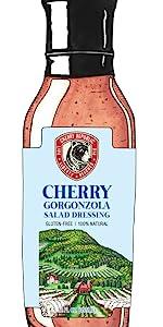 Cherry Gorgonzola Dressing